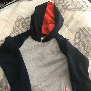 Boys hoodie sweater size M